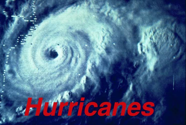 Natural Disaster Hurricane Andrew