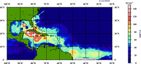 Tropical Cyclone Heat Potential