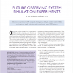 "Image of paper ""Future Observing System Simulation Experiments"""