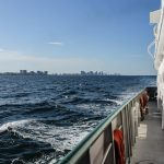 View from the Walton Smith on the water. Image credit: NOAA