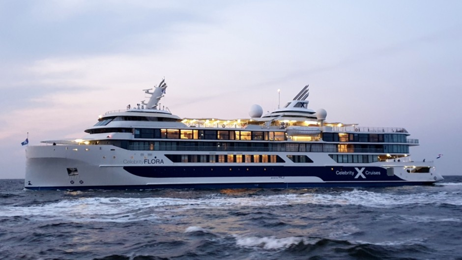 Celebrity Flora is the first vessel in the Galapagos to be equipped with cutting-edge oceanographic research equipment, known as Oceanscope. Image: Celebrity Cruises