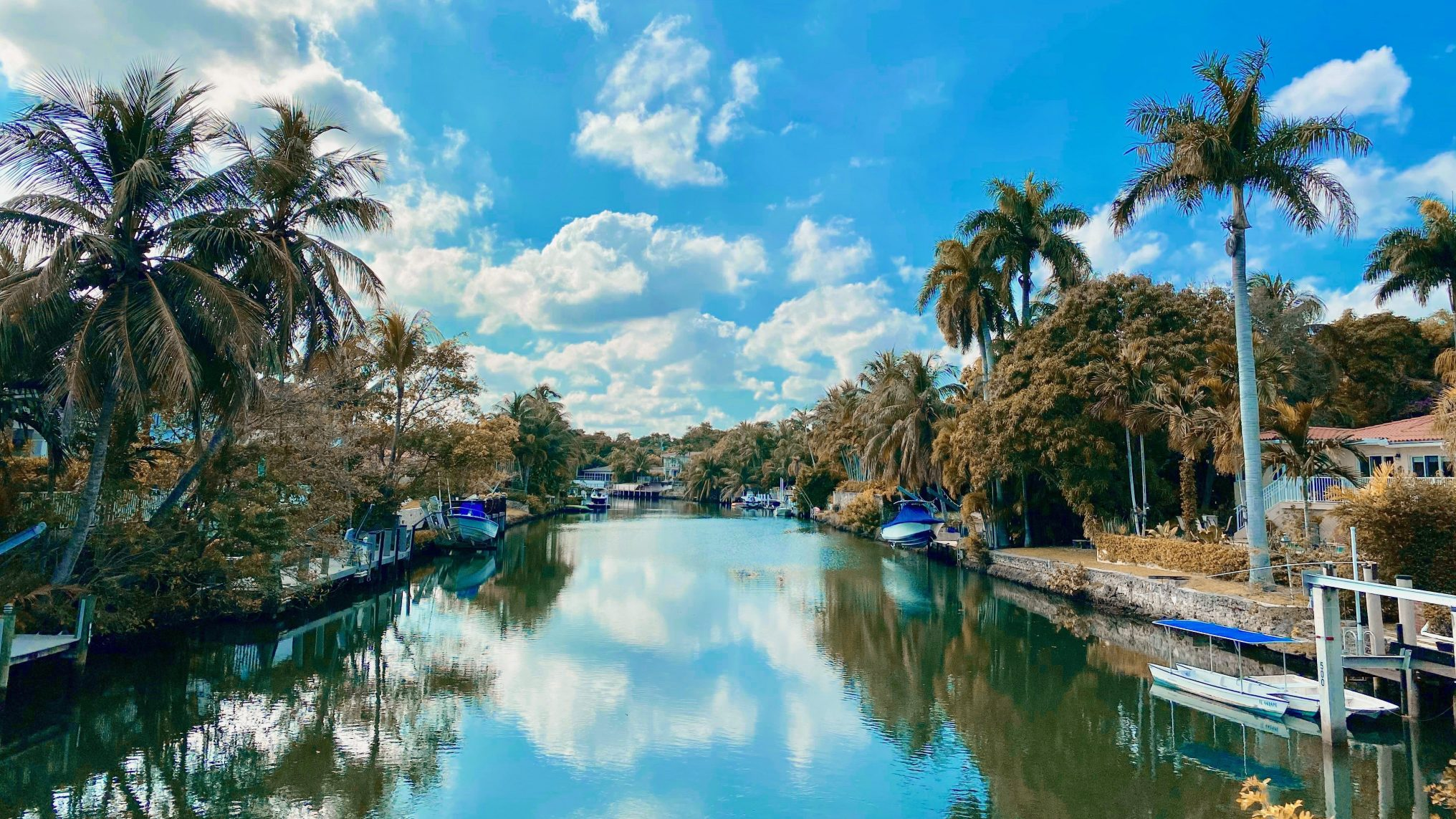 A photo of coral gables waterway